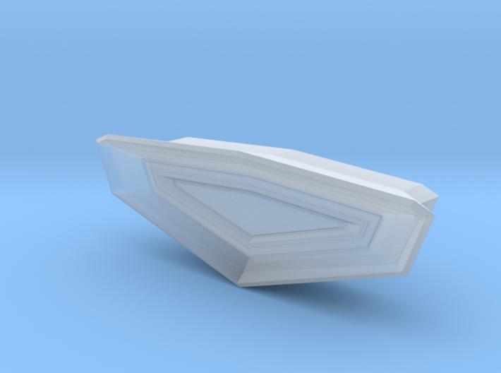 Endurance main deflector 1/350 3d printed