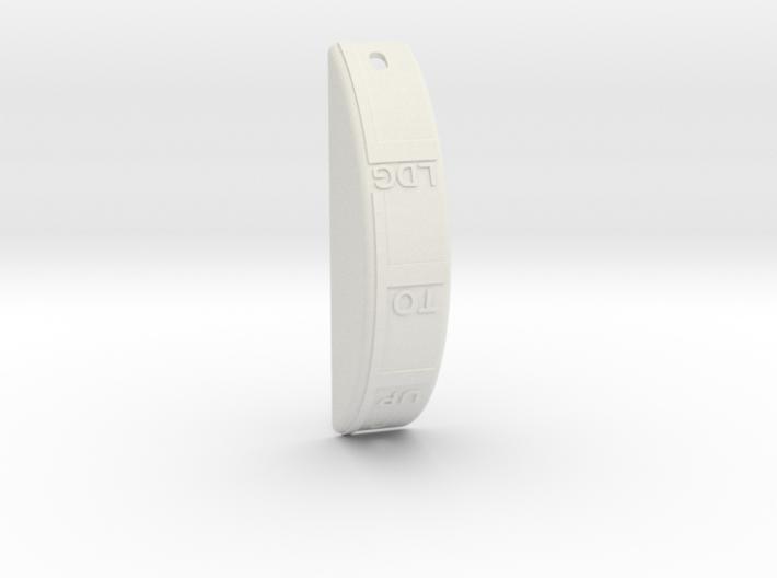 T6 Flap Guide cove inner 3d printed