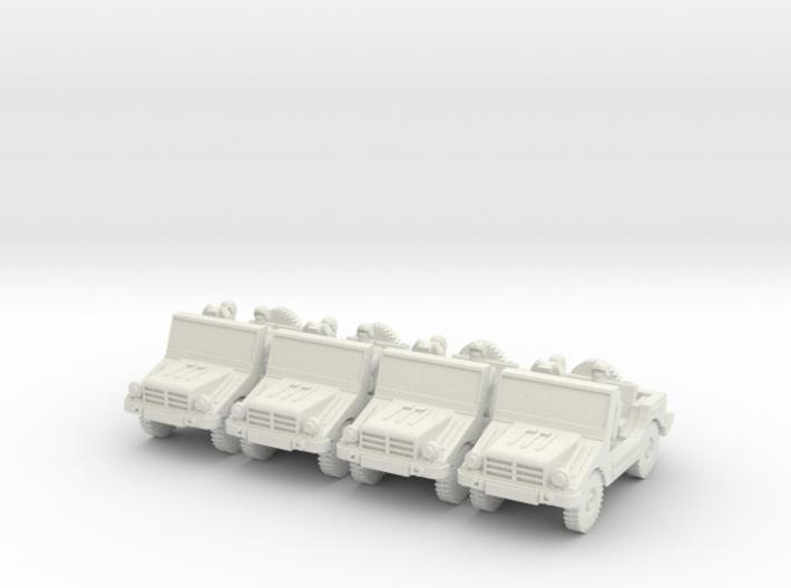 MG144-G11 DWK Munga 3d printed
