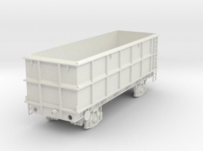 7mm POA Scrap wagon solid 3d printed
