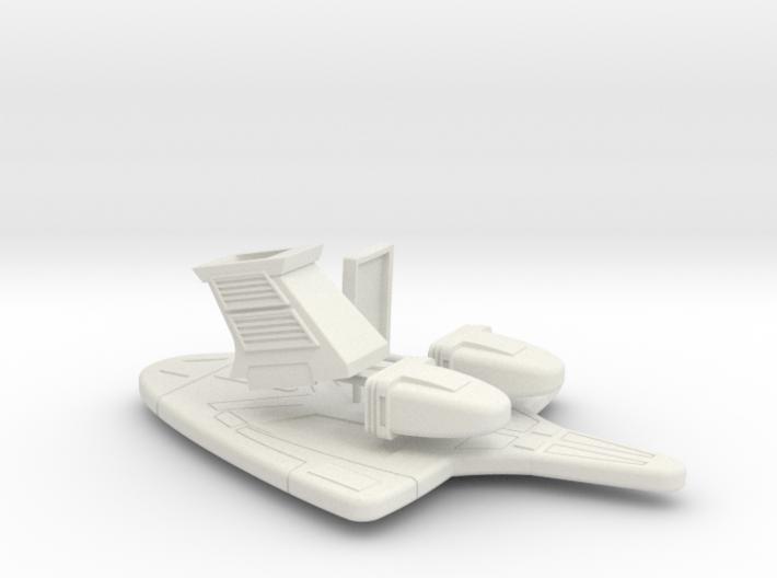 1/1000 USS Maximilian Fittings 3d printed