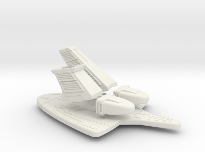 1/1000 USS Borgnine Fittings 3d printed