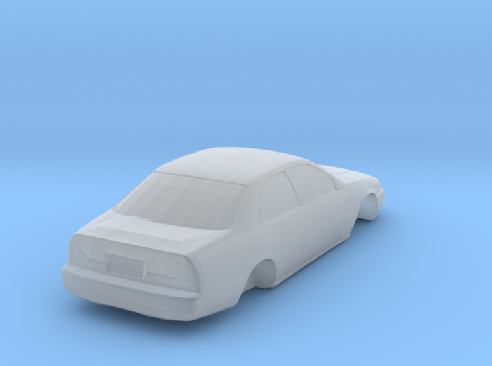 1/50 Scale 1997-2001 Toyota Camry 3d printed
