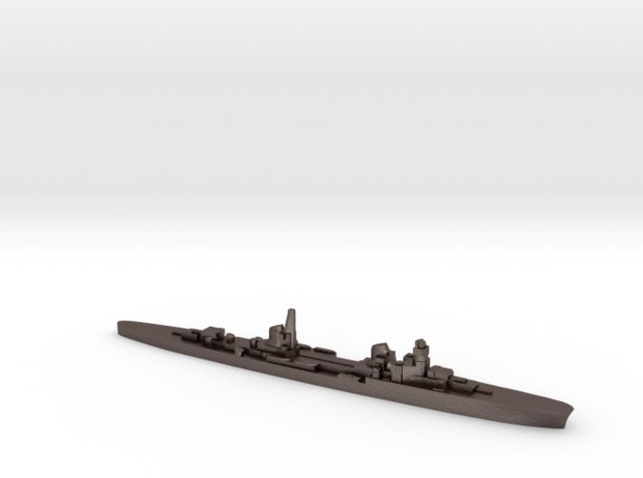 Duca d'Aosta light cruiser 1:3000 WW2 3d printed