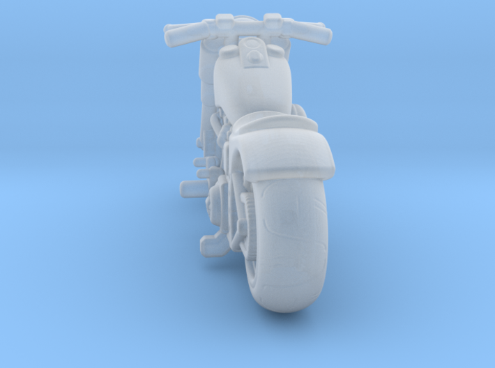 Harley Solo 1:64 S 3d printed