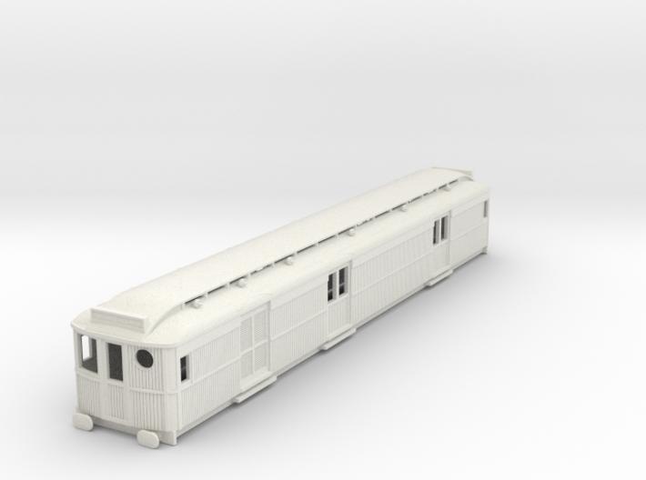 o-87-ner-d100-motor-luggage-van 3d printed