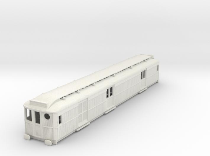 o-76-ner-d100-motor-luggage-van 3d printed