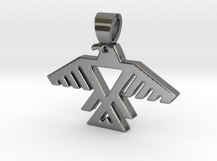 Native Thunderbird [pendant] 3d printed