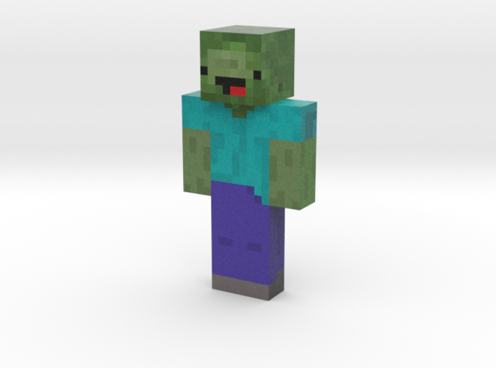Resinously | Minecraft toy 3d printed