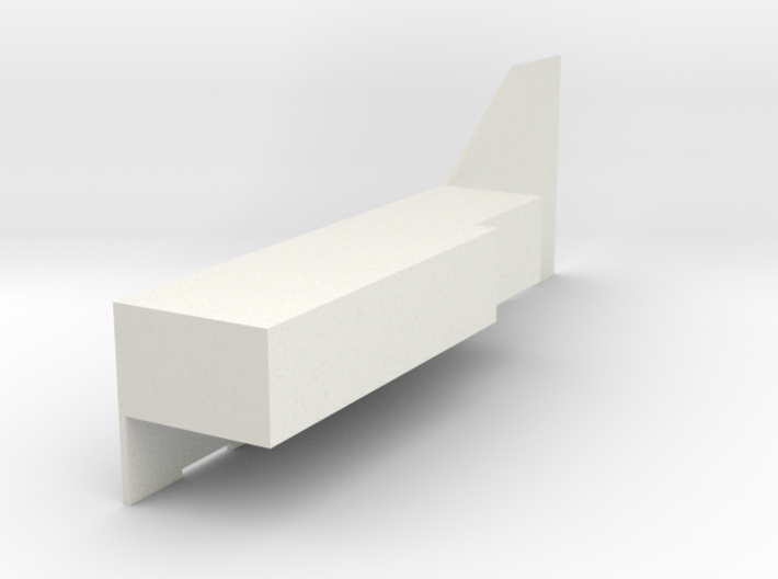 F16 COCKPIT SKYMASTER (G) 3d printed