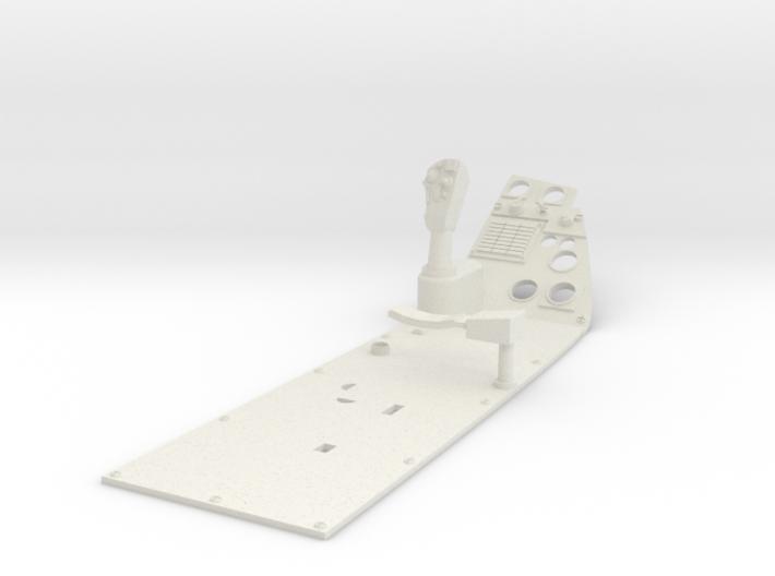 F16 COCKPIT SKYMASTER (F) 3d printed