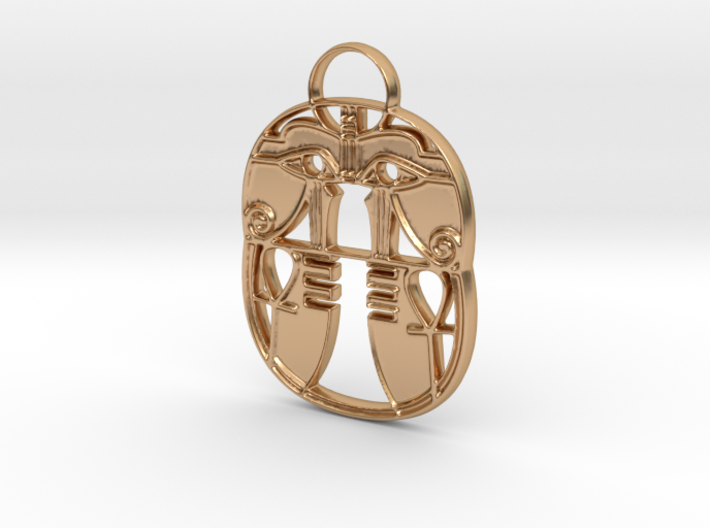 Egyptian Amulet 3d printed