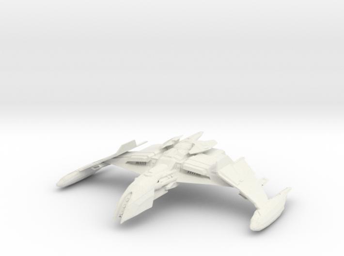 Romulan Gerdor Class B WarBird 3d printed