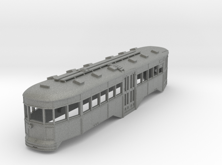 O Scale B&QT 6000 Single End Peter Witt Body  3d printed
