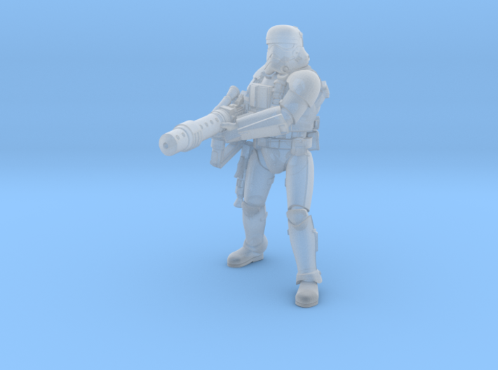 First Trooper A Heavy 3d printed