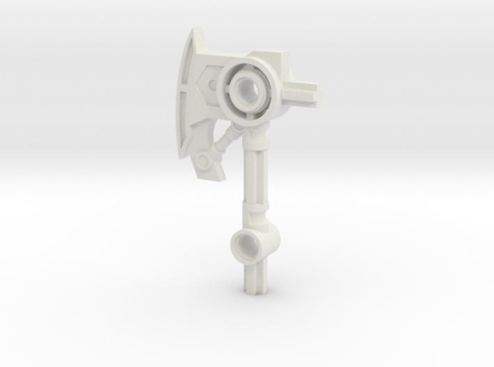 Short Axe 3d printed
