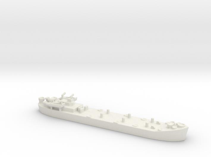 landing ship tank MK2 LST 1/700 3d printed