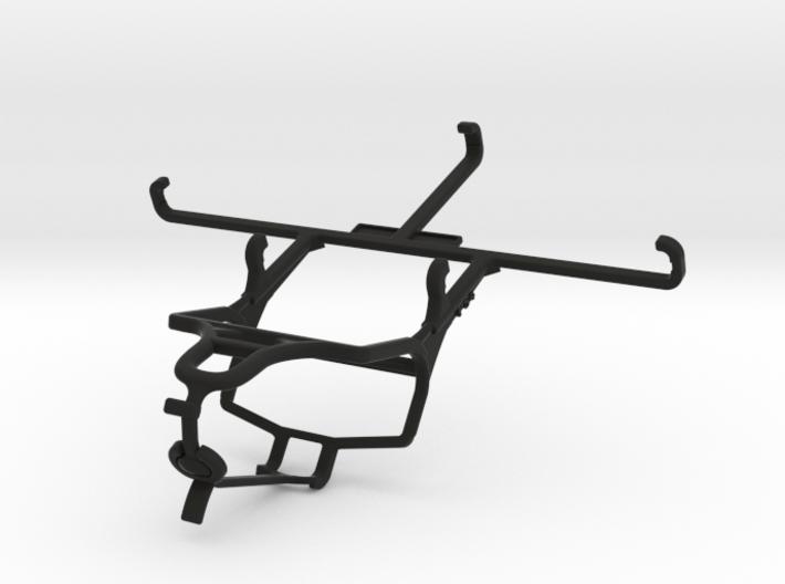 PS4 controller & vivo V15 - Front Rider 3d printed