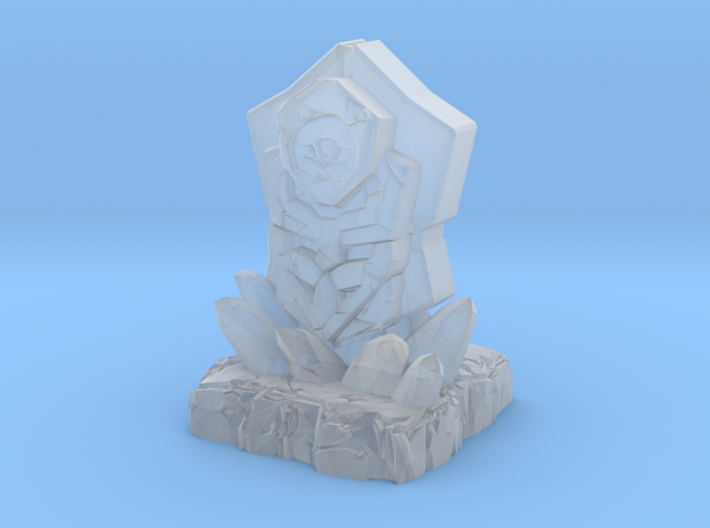 Ancient Cybertronian Tablet 3d printed