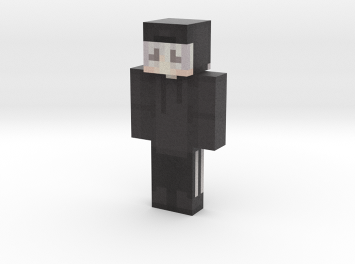 Px_Tiago511 | Minecraft toy 3d printed