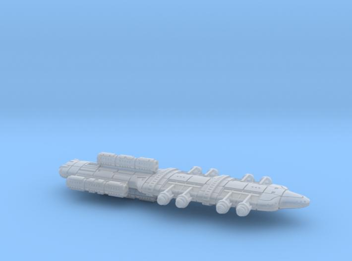 Gorm (GSN) Superdreadnought 3d printed