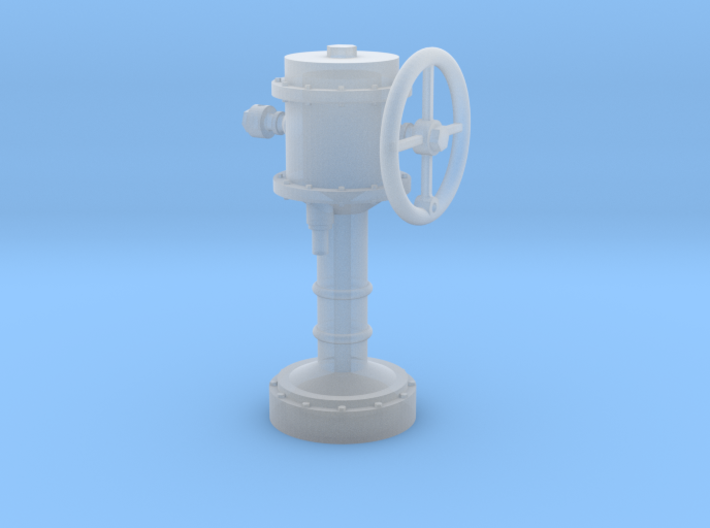 Downton Pump 1/32 3d printed
