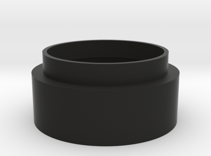 C-mount Extension Tube 10mm 3d printed