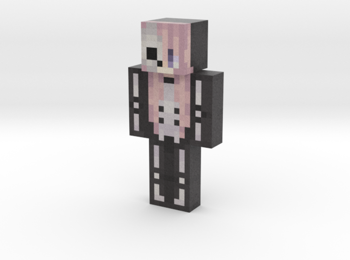 skelet00n | Minecraft toy 3d printed