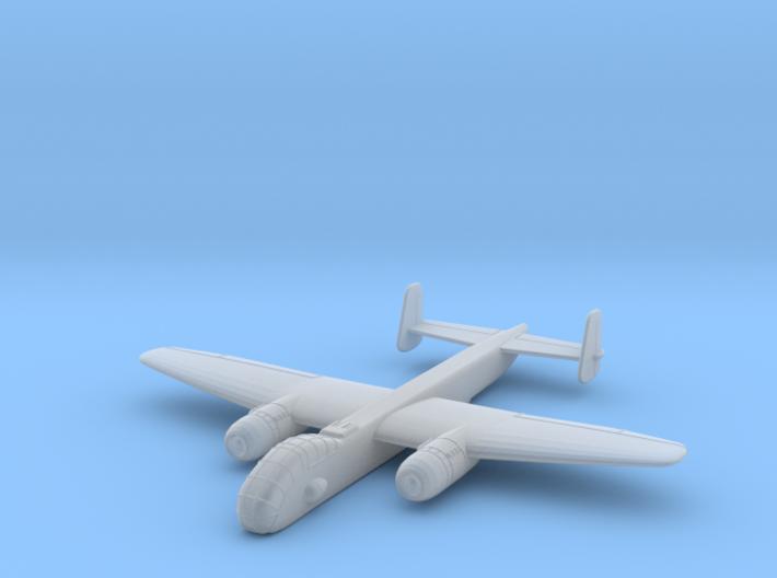 1/285 (6mm) Junkers Ju-288A 3d printed