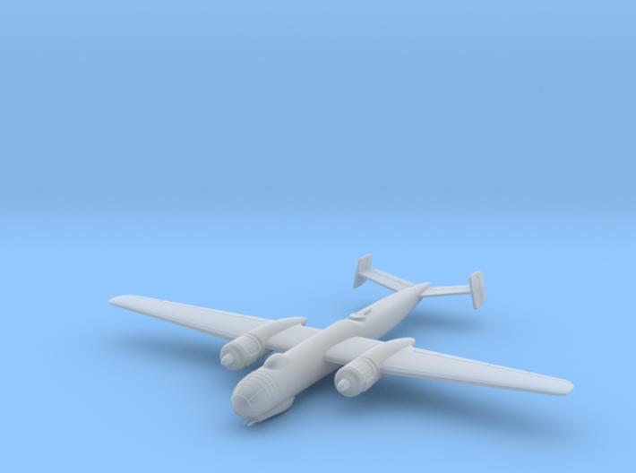 1/285 (6mm) Focke-Wulf Fw-191B 3d printed