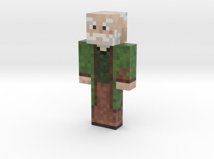 Dn_Denn | Minecraft toy 3d printed
