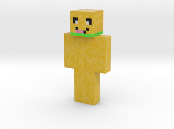 Tiller336 | Minecraft toy 3d printed