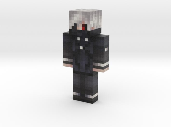 AyceYT | Minecraft toy 3d printed