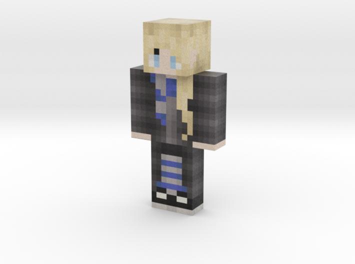 Ylenna21 | Minecraft toy 3d printed