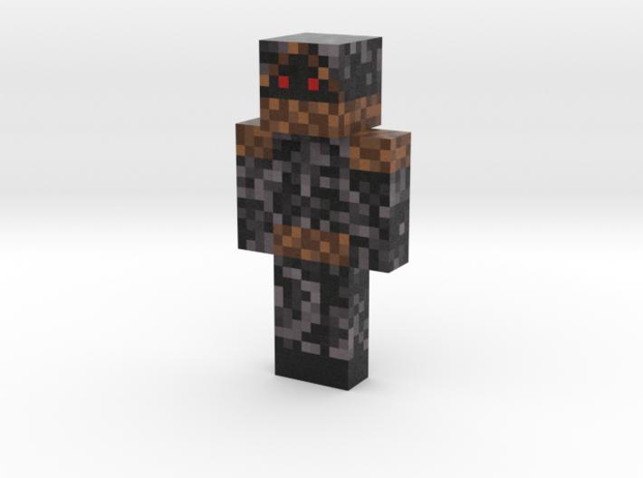 alexhovi   Minecraft toy 3d printed
