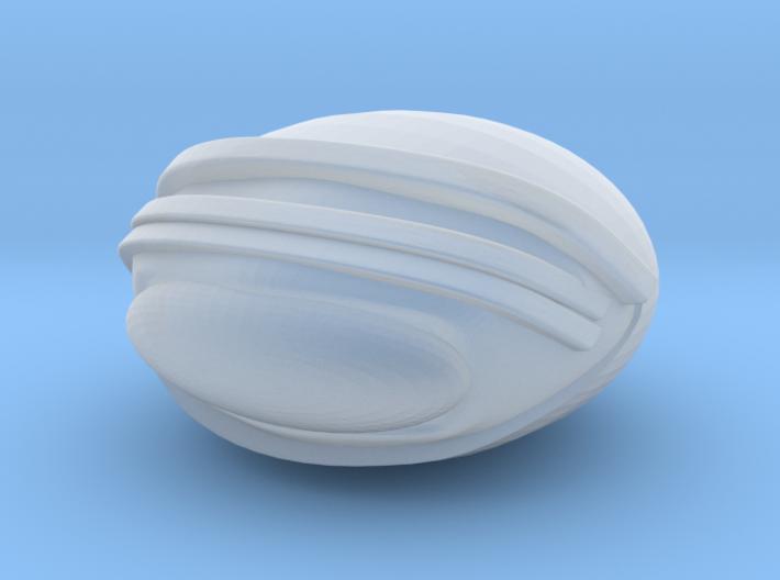 SpaceHelmetv3k 3d printed