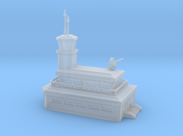 Air traffic control tower /security building 3d printed