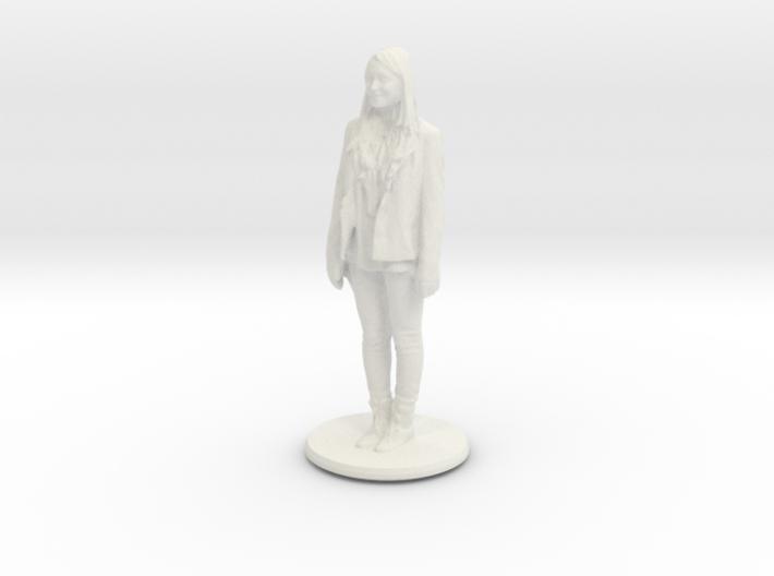 Printle C Femme 386 - 1/24 3d printed