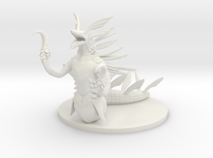 Wastrilith 3d printed