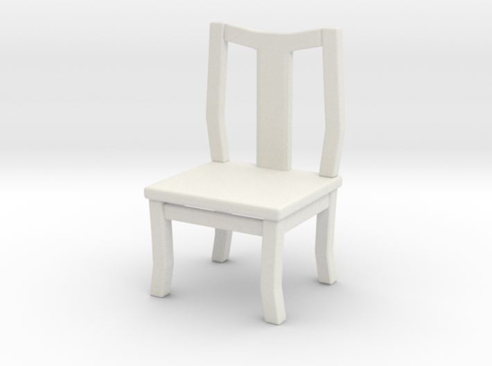 Printle Thing Chair 09 - 1/24 3d printed