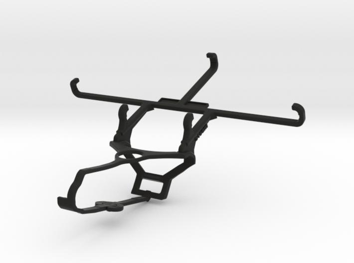 Steam controller & BLU Vivo XI+ - Front Rider 3d printed