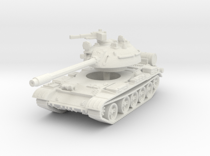 T55 A Tank 1/120 3d printed