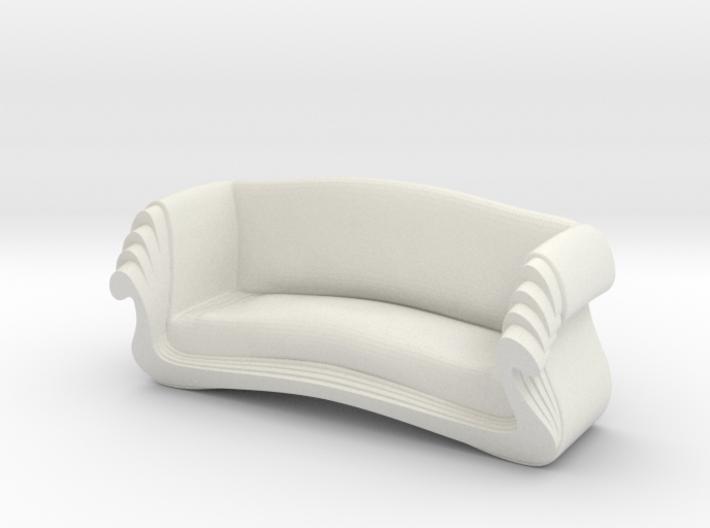 Printle Thing Chair 023 - 1/24 3d printed