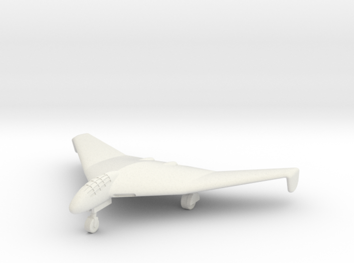 (1:200) Focke-Wulf Fw 1000x1000x1000 B (Gear down) 3d printed