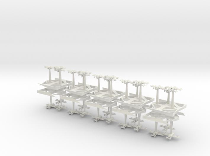 Ork Bombas - Concept A 3d printed