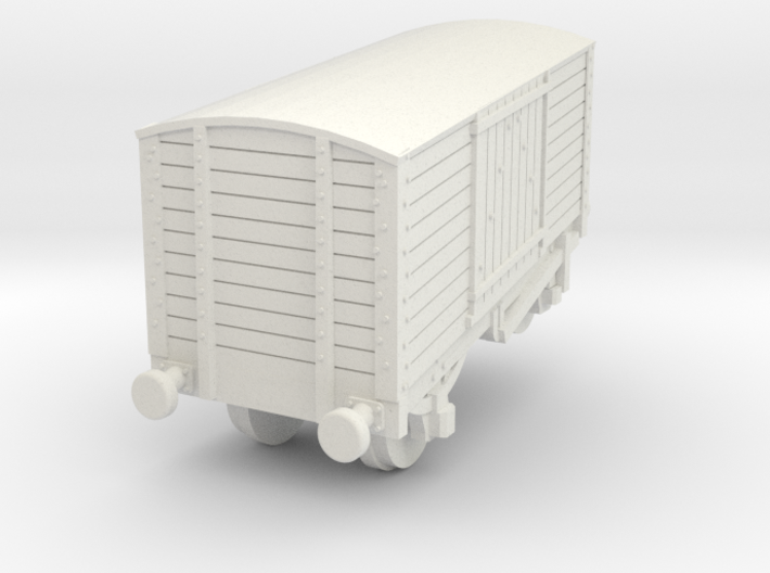 ps115-132-box-van-wagon 3d printed