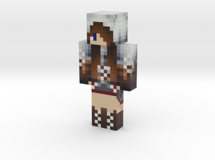 SydneyKate | Minecraft toy 3d printed