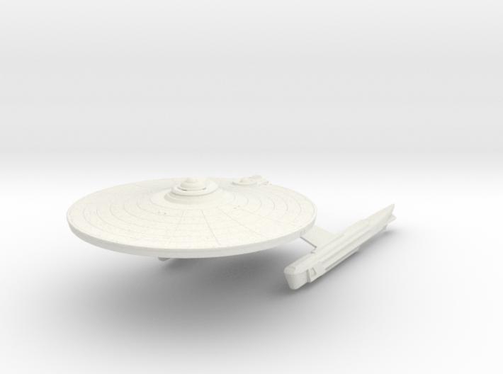 1400 Cassini class 3d printed