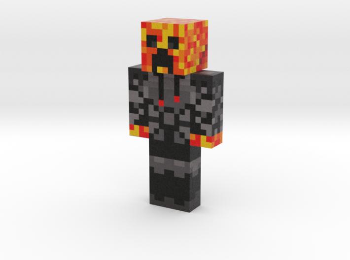 DoTheFlip   Minecraft toy 3d printed