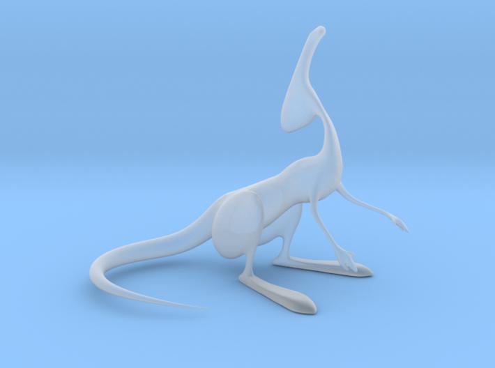 Parasaur Model 3d printed